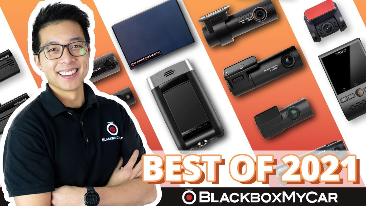 The BEST Dash Cams of 2021 | BlackboxMyCar - Place in World